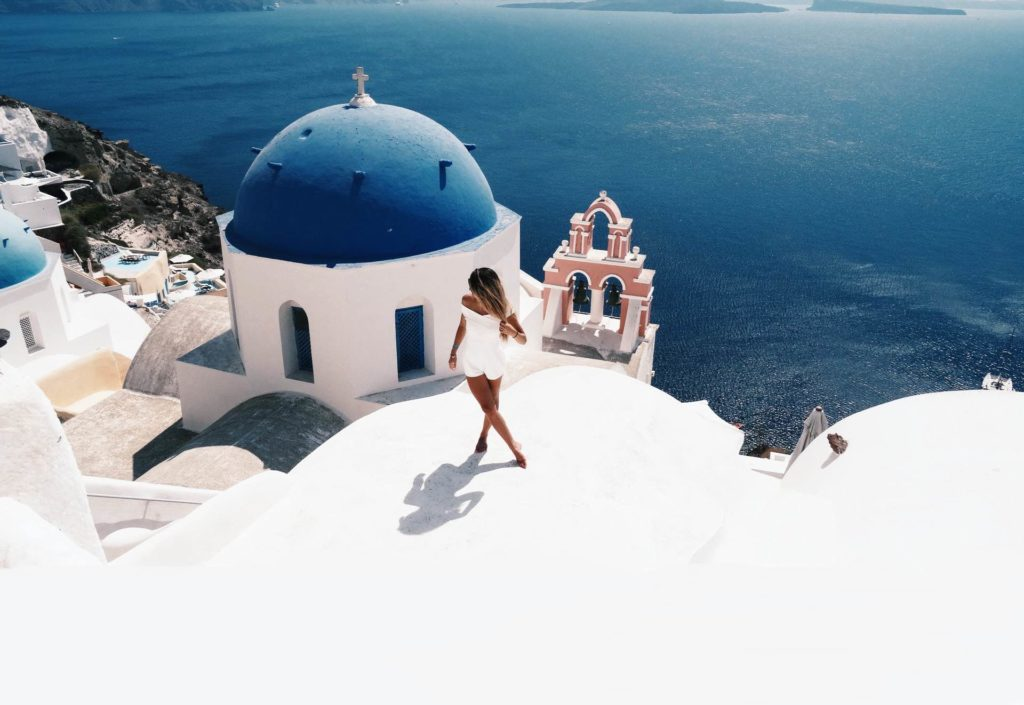 SANTORINI DREAM