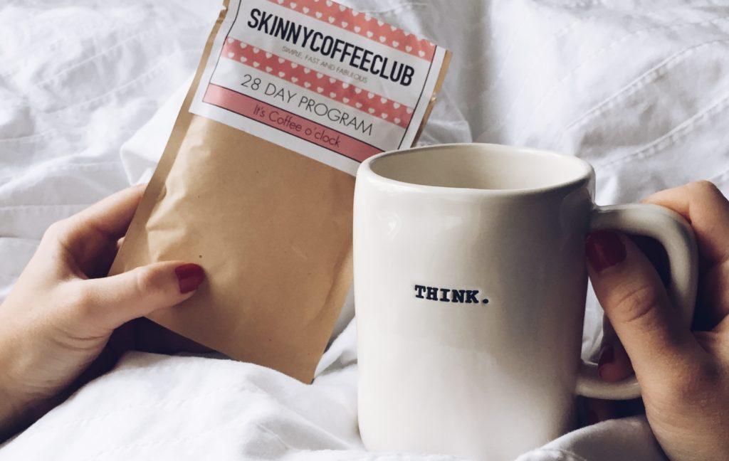 MON AVIS PERSONNEL SUR SKINNY COFFEE CLUB