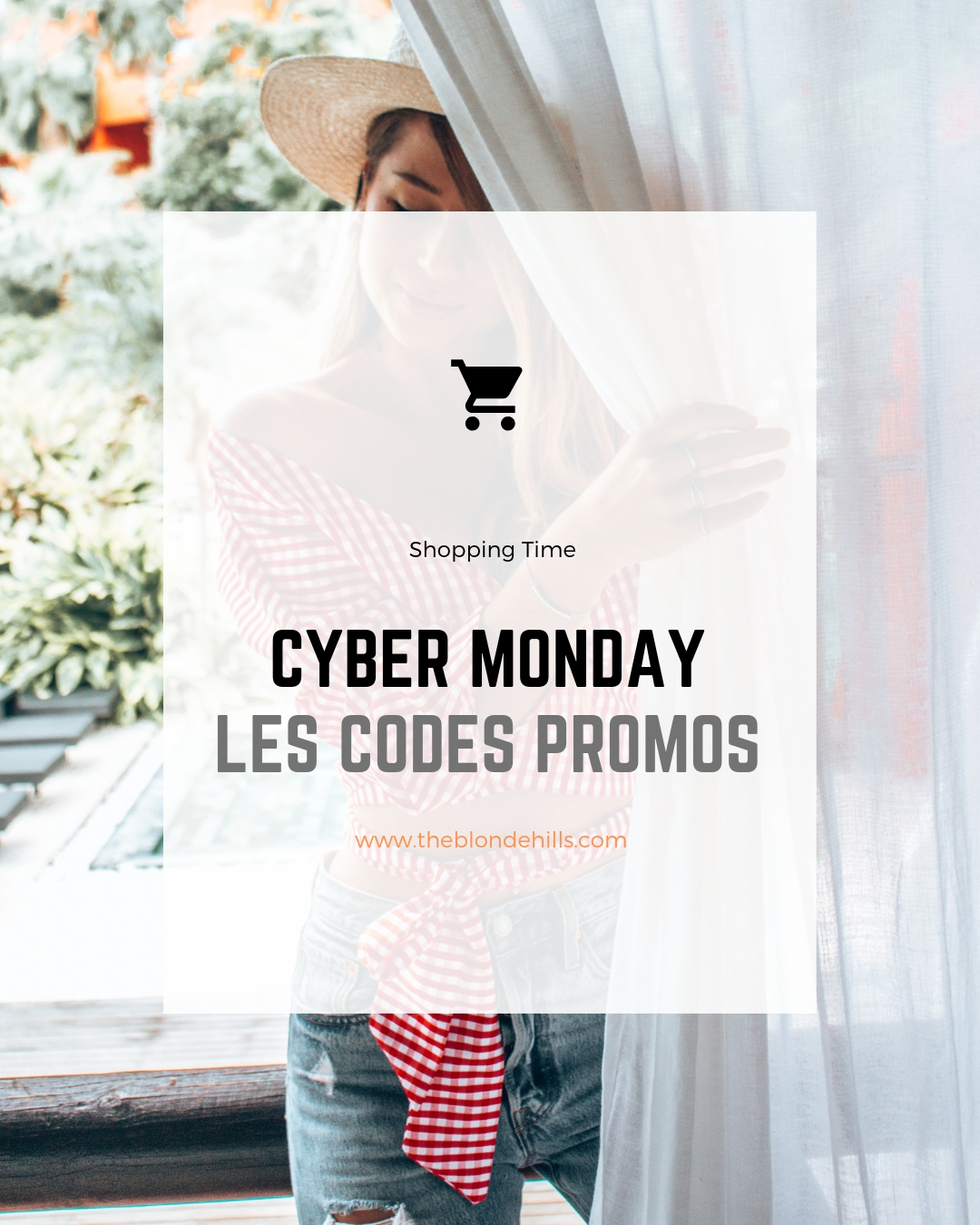 CYBER MONDAY : les codes promos